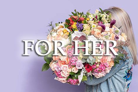 Επιλέξτε το πιο όμορφο μπουκέτο από το Flower Design