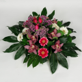 basket with Gerbera