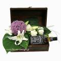Καζαμπλάνκες με Τριαντάφυλλα και Άλλιουμ - BUSIN 21013