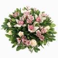 Αλστρομέριες, Ορχιδέες και Τριαντάφυλλα - BDAY 15003