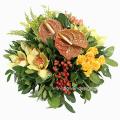 Ανθούρια, Ορχιδέες, Τριαντάφυλλα και Υπέρικουμ - BDAY 15002