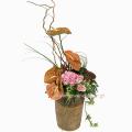 Ανθούρια,Τριαντάφυλλα, Λοτοί και Ορτανσίες - CERAM 33011