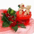 Τριαντάφυλλα και Φυλλώματα - VAL 11036