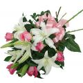 Μπουκέτο με Μίξ Λουλούδια - BOU 092