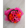 Bouquet with mix Gerberas