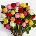 Offer 20 Roses mix Only 20 euros ΠΡΟ - 04