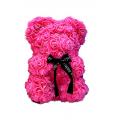 Pink Rose Bear