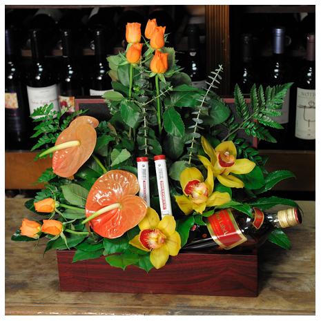 Ανθούρια, Ορχιδέες, Τριαντάφυλλα, Πούρα Romeo Y - BUSIN 21001