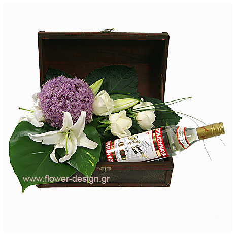 Καζαμπλάνκες, Τριαντάφυλλα & Άλλιουμ - BUSIN 21003