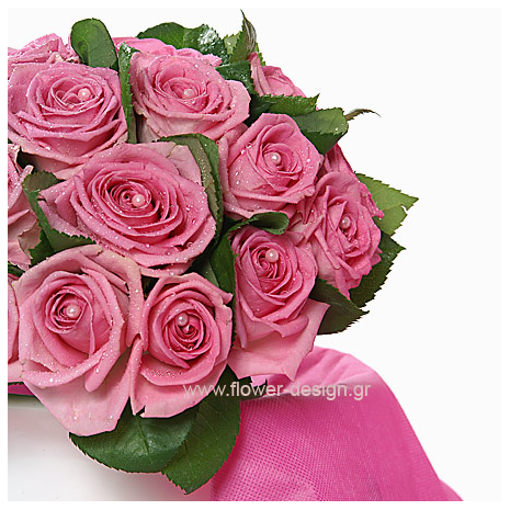 Τριαντάφυλλα με Πέρλες - GAM00128