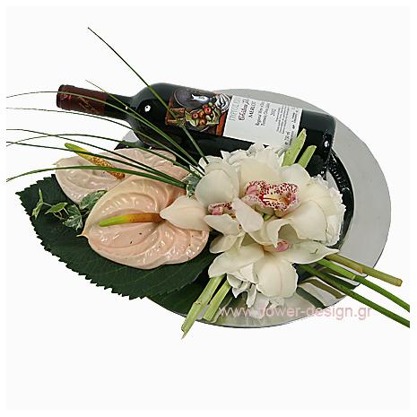 Wine Red Pyrgos Ioulias Merlot - WINE 25006