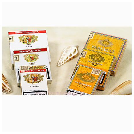 Cigars Partagas box-5 Mini - CIGAR 35009