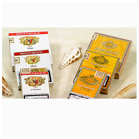 Cigars Partagas box-5 Chicos  - CIGAR 35003