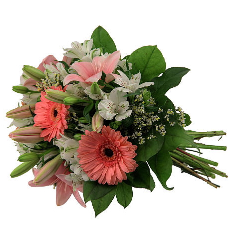 Bouguet with Mix flowers - - BOU 091