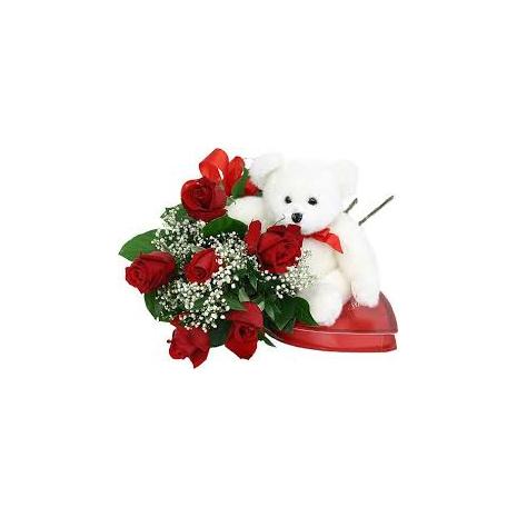 Λούτρινο και Τριαντάφυλλα  - VAL 001189