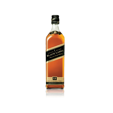 Oυίσκι Johnnie Walker Μαύρο - BOT 34001