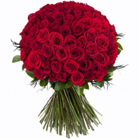 100 Τριαντάφυλλα Κόκκινα ΠΡΟΣΦΟΡΑ