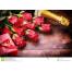 Σαμπάνια μίνι και Τριαντάφυλλα  - VAL001204