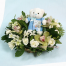 Ορχιδέες και Τριαντάφυλλα - BAPT 14009
