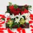 Καζαμπλάνκες, Ορχιδέες , Τριαντάφυλλα και  Λούτρινα  - VAL 11016