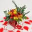 Ορχιδέες, Τριαντάφυλλα, Λούτρινο - VAL 11030