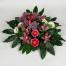 Καλάθι με Ζέρμπερες, Ορχιδέες, Τριαντάφυλλα - BASK 23012