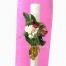 Λαμπάδα Γάμου με Κάλλες, Ορχιδέες & Τριαντάφυλλα Δείγμα Δουλειάς - GA135