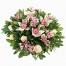 Ορχιδέες και Τριαντάφυλλα σε Καλάθι  - BASK 23018