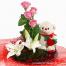 Ορχιδέες, Τριαντάφυλλα και Καζαμπλάνκες - VAL 11031