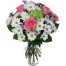 bouguet with mix flowers - BOU 0116