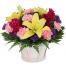 Μίξ Λουλούδια σε Βάση - ANT 0150