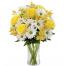 Μπουκέτο Μίξ Λουλουδιών σε Βάζο - BOU 189