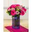 Mix Flowers in Vase