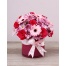 Mix Flowers in holder