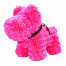 Pink Rose Dog 40cm